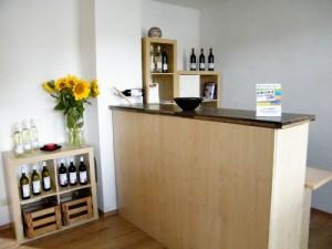 Vinothek im Weinhaus Fabio