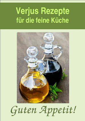 Verjus Rezepte E-Book zu Download