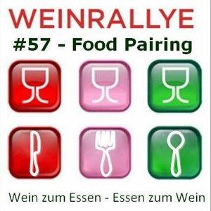 Weinrallye #57 - Wein und Speisen