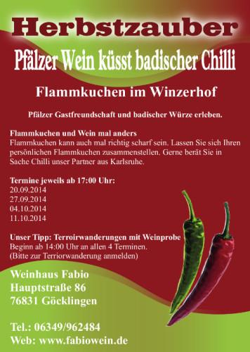 Hoffest im Weinhaus Fabio