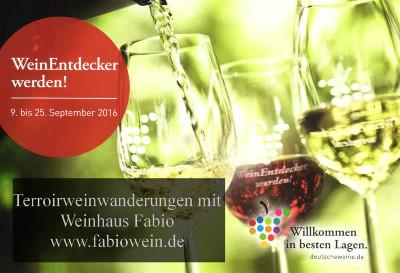 Weinentdecker-werden mit Weinhaus Fabio