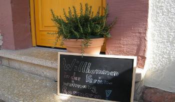 Ferienwohnung nahe der Weinstraße in der Pfalz