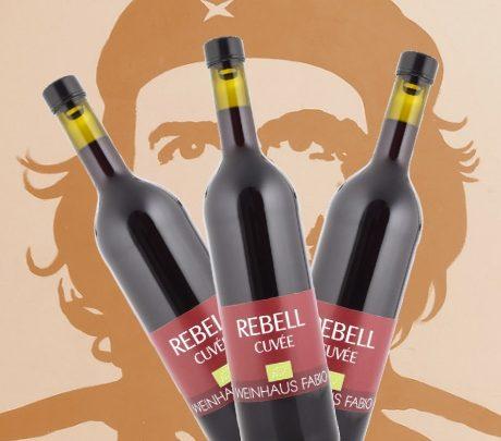 Rebell Cuvée aus Biowein