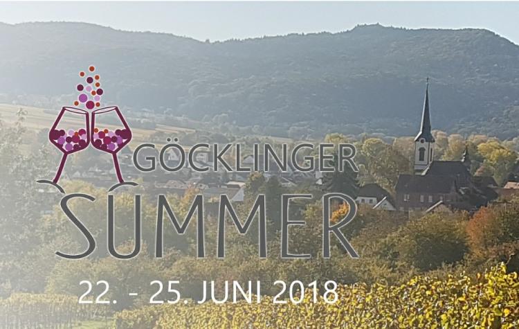 Göcklinger Summer Weinfest