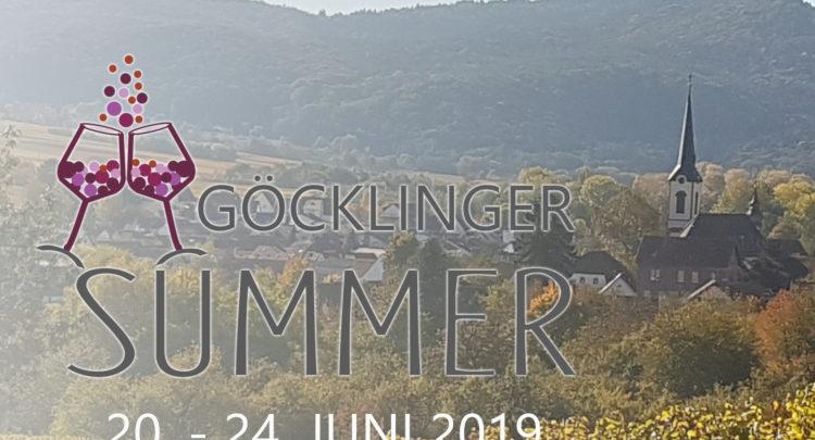 goecklinger summer 2019